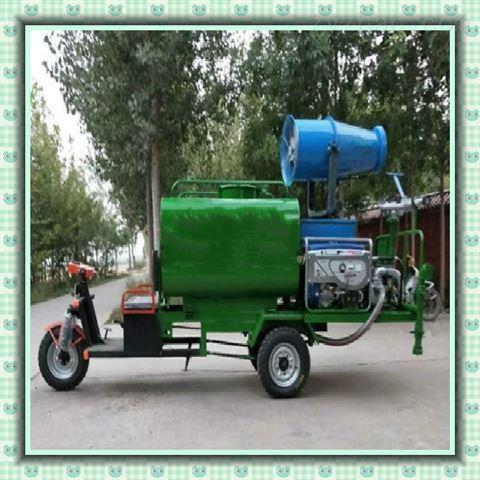 石狮车载式电动车柴油发电机组除尘喷雾机