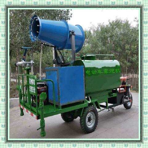 石狮车载式汽油发电机组除尘喷雾机