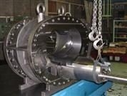 约克复叠式深冷机维修;螺杆式压缩机组维修