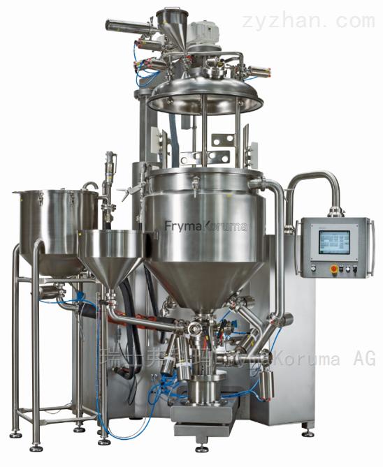 弗科玛真空均质乳化机Dinex H700