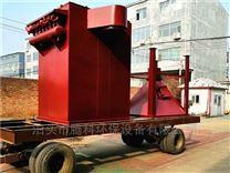 1噸小型生物質鍋爐用MC-80型脈沖除塵器價格
