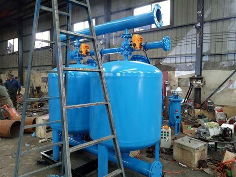 碳钢DN400浅层砂过滤器