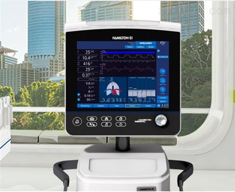 瑞士哈美顿代理机械呼吸机 HAMILTON-S1
