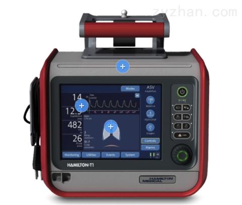 三维图像救护车转运呼吸机 HAMILTON-T1