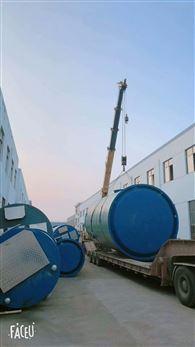 武汉一体化预制泵站城市污水设备生产厂家
