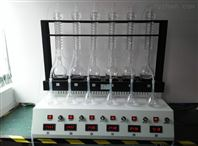 多功能一體化蒸餾儀CYZL-6C結構特點