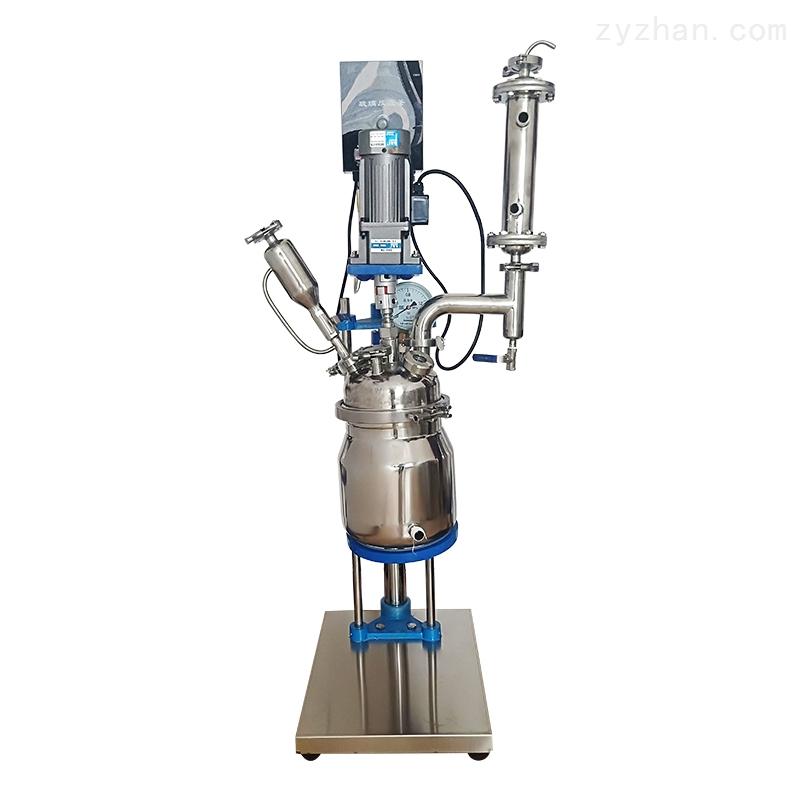 5L-实验室不锈钢双层反应釜