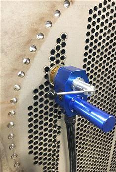 鍋爐廠管板自動焊機