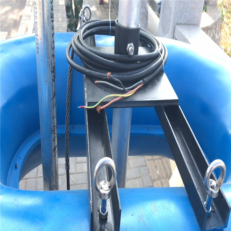 QFB浮筒搅拌机选型安装