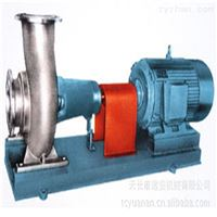 PWPW无堵塞输送泵管道泵