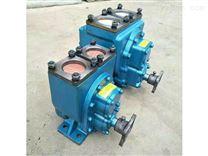 谈谈YHCB汽车载油泵圆弧齿轮泵结构特点