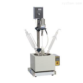 秋佐科技单层玻璃反应釜1L