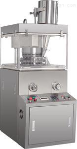 低速旋转式压片机