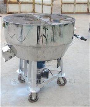 山东金富民牌不锈钢平口式面粉搅拌机