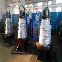 600QSZ-4-65耐磨无堵塞潜水轴流泵