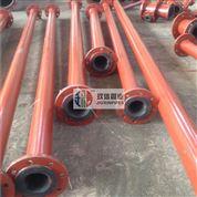 襯膠管道工程造價/生產工藝/工藝流程