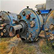 化工廠專用二手10噸搪瓷反應釜