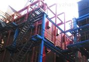 35吨燃煤饱和蒸汽锅炉,1.25MPa