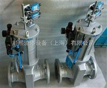 化工用气动管夹阀阀体铝合金材质