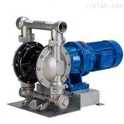 进口不锈钢电动隔膜泵(美国品牌)美国KHK