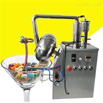 巧克力片剂糖果糖衣薄膜包衣机 带喷液