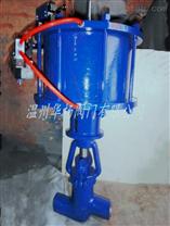 氣動焊接截止閥