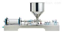 陶瓷胶粘结剂双组份灌装机||全自动卧式灌装