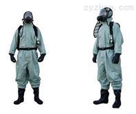 轻型防化服 可配套空气呼吸器使用