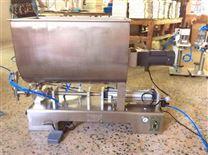 港式叉烧酱定制特大口径搅拌型酱类灌装机