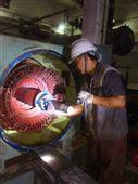 约克螺杆压缩机大修;电机维修保养