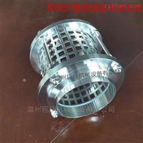 304 316L卫生级不锈钢带防护罩玻璃管视镜
