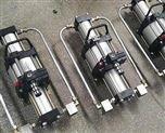 气动高压气体增压泵