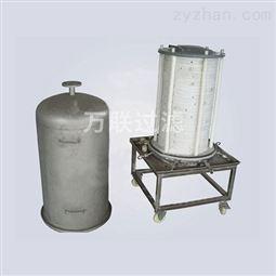 万联  耐酸碱 新型层叠式过滤器 厂家定制