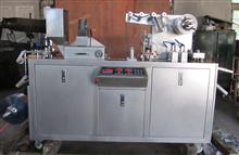 DPP-120型平板式铝塑泡罩包装机