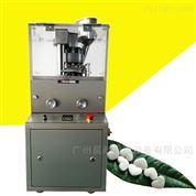 中小型药厂用旋转式压片机 香港药片打锭机