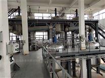 佛山電磁加熱反應釜機械密封反應鍋化工廠