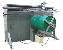铁桶丝印机铁罐滚印机矿泉水桶丝网印刷机