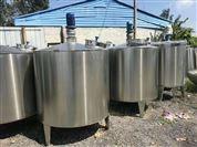 梁山304不銹鋼2噸攪拌罐