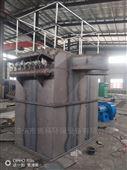 2吨锅炉用GMC-120型脉冲袋式收尘器除尘提高
