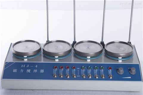 磁力加热搅拌器HJ系列