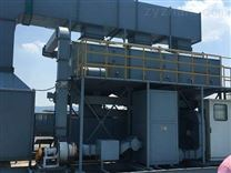 衡水催化燃烧设备 喷漆废气治理