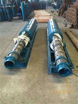 304耐腐蚀不锈钢多级卧式深井潜水离心泵