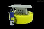 工业造纸厂废水COD浓度微型在线监测站