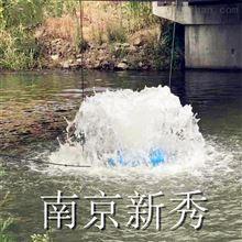 0.75kw涌泉增氧曝气机