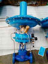指揮器操作自力式微壓調節閥 氮封閥