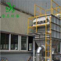 泡沫型加工廠廢氣處理方法