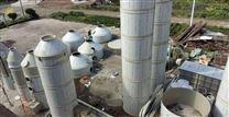 阜城化工廠一體化廢氣處理設備