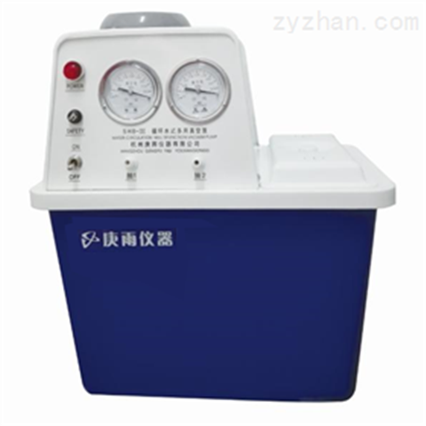 SHB-III-循环水式真空泵生产厂家