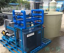 漁悅 養殖設備10噸淡水循環水養殖系統