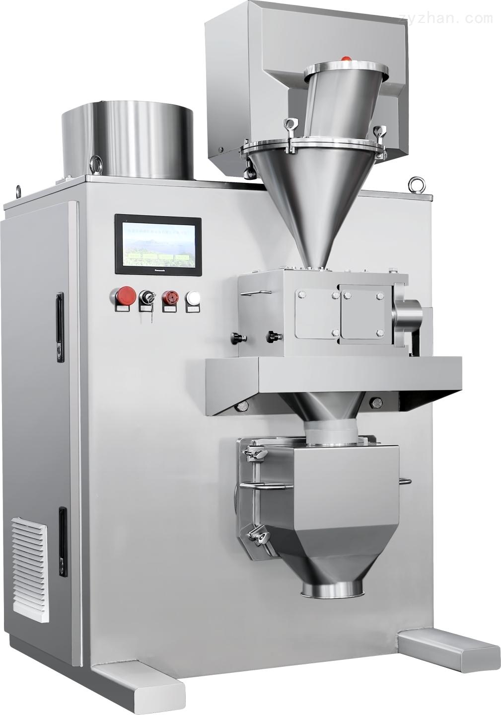 GYC200干法制粒机